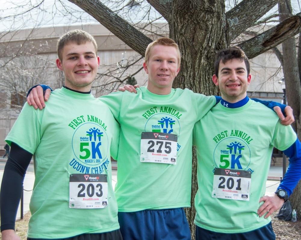 5K Run UC